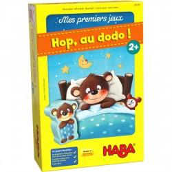 Mes Premiers Jeux Hop, Au Dodo! - Haba