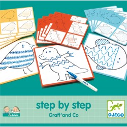 Step by Step Graff and Co - Djeco