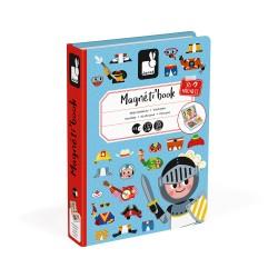 MagnetiBook Déguisements Garçon - Janod