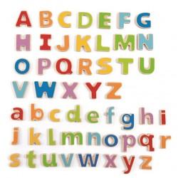 Lettres Magnétiques Majuscules et Minuscules - Hape