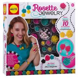 Coffret Créatif Bijoux Petites Roses - Alex