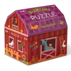 Puzzle coffre - Les chevaux 48  pièces