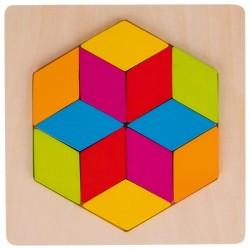 Puzzle Des Losanges - Goki