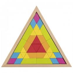 Jeu de Mosaïque Triangle - Goki