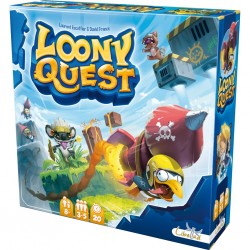 Loony Quest - Libellud