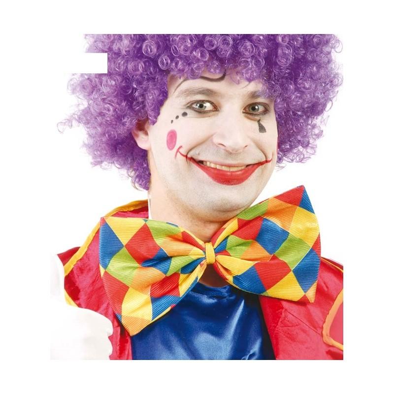 Noeud Papillon Géant de Clown