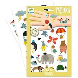 Tatouages Jolies Petites Choses - Djeco DJ09579