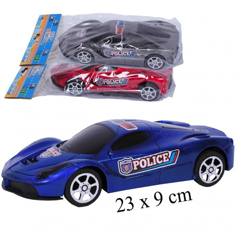 Drfeify 1//18 Jouet de Voiture de Police de t/él/écommande Voiture RC Voiture /électrique Flexible Jouet pour Enfants