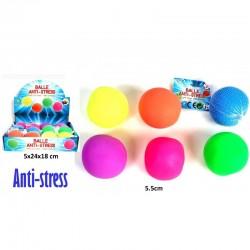 Balle Anti Stress Fluo