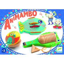Set de Percussions Animambo - Djeco