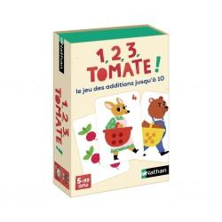 1,2,3 tomate ! - Nathan