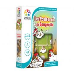 Les Poules Ont La Bougeotte - SmartGames
