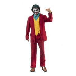 Déguisement Joker Mr Crazy