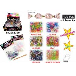 Bracelet à Créer Sachet de 100 pieces