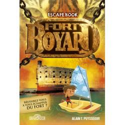 Escape Book - Fort Boyard -...