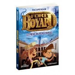 Escape Book - Fort Boyard...