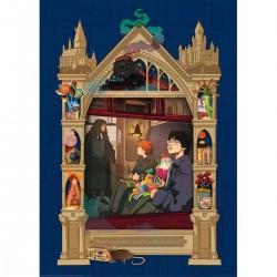 Puzzle Harry Potter en route vers Poudlard  1000 Pièces - Ravensburger