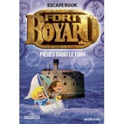 Escape Book - Fort Boyard Pièged Dans Le Fort - 404 Editions