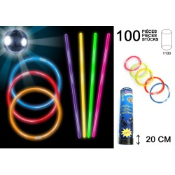 Stick Luminescent x100 + embouts