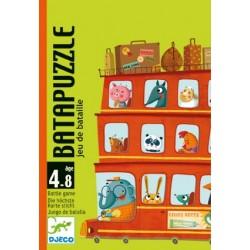 Jeu de Cartes Bata Puzzle - Djeco