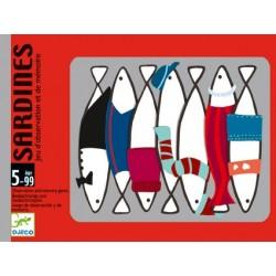 Jeu de Cartes Sardines - Djeco