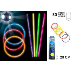 Stick Luminescent x 50 + embouts