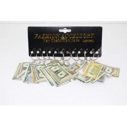 Porte Clés Dollars
