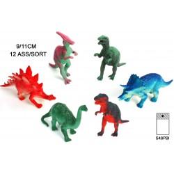 Dinosaure 9-11cm