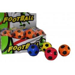 Balle Foot Mousse Rebond 6 cm