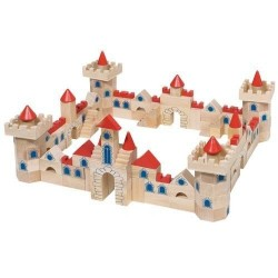Jeu de Construction Château - Goki