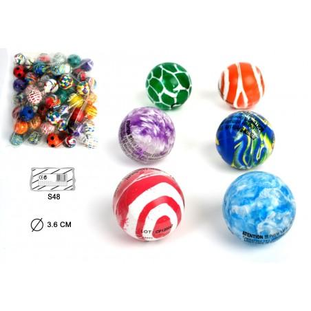 Balle Rebondissante 36mm