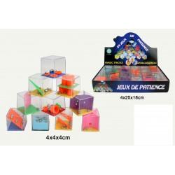 Cube Jeu de Patience