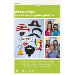 Accessoires pour photo Pirate
