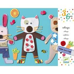 Collages Pour Les Petits - Djeco
