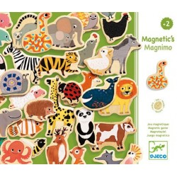 Magnets Magnimo - Djeco