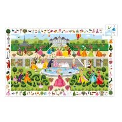 Puzzle d'Observation Garden Party 100 Pièces - Djeco