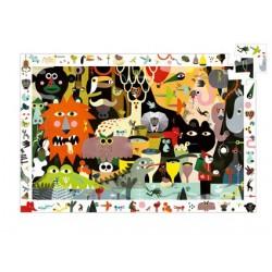 Puzzle d'observation - Safari 200 pièces