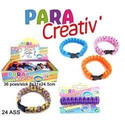 Bracelet Paracorde avec Fermoir