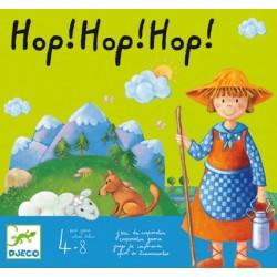 Hop ! Hop ! Hop ! - Djeco