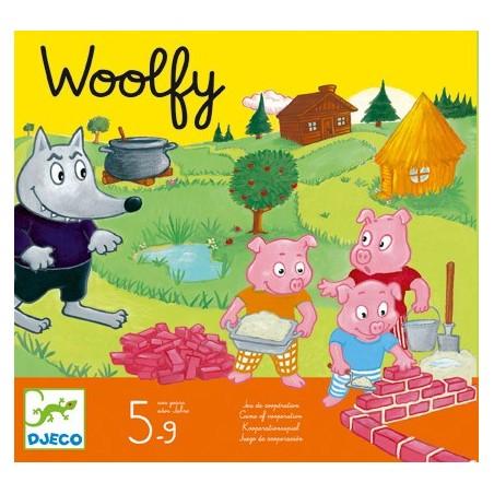 Woolfy - Djeco