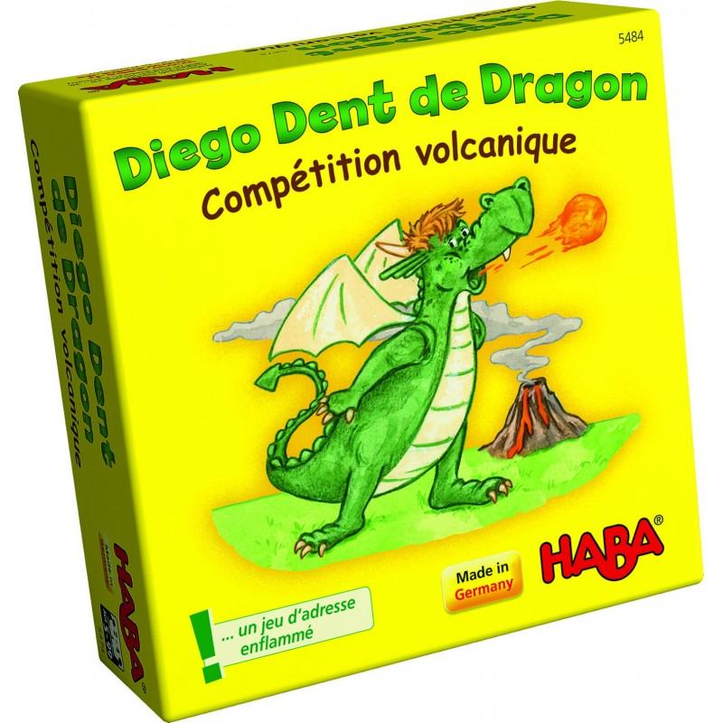 Diego dent de dragon haba - Jeux de go diego ...