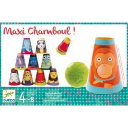Chamboul'boum Géant Animaux - Djeco