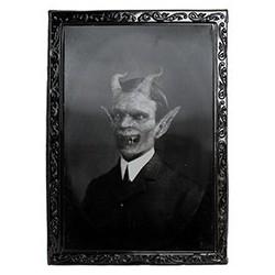Cadre Holographique Halloween x 2