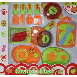 Dinette en Pastique Grande Chef