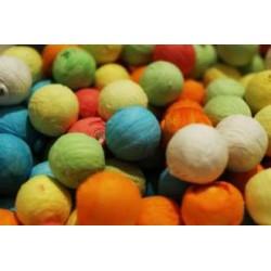 Boules de Cotillons Multicolores Lot de 1000