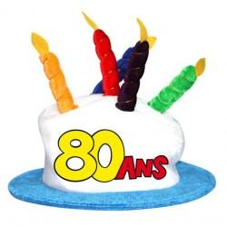 Chapeau Anniversaire 80 Ans