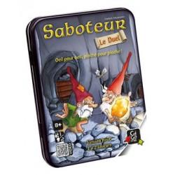 Saboteur Le Duel - Gigamic