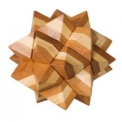 Casse-Tête en Bambou Etoile - Gigamic
