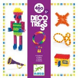 Djeco Tress 450 Pièces - Djeco