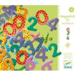 Chiffres Magnétiques  - Djeco